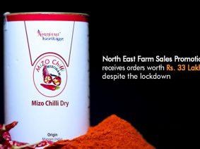 North East Farm Sales Promotion betters livelihood of 1000+ farmers in North East India