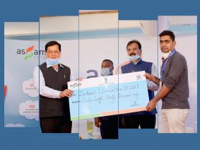 Startup from Assam records a turnover of around Rs. 1 Crore after receiving MASI Grant last year
