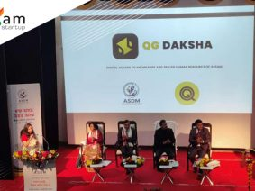 QuickGhy collaborates with ASDM to launch mobile app, QG Daksha