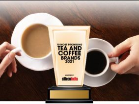 Aromica Tea gets listed among the 10 Most Promising Tea & Coffee Brands by Silicon India